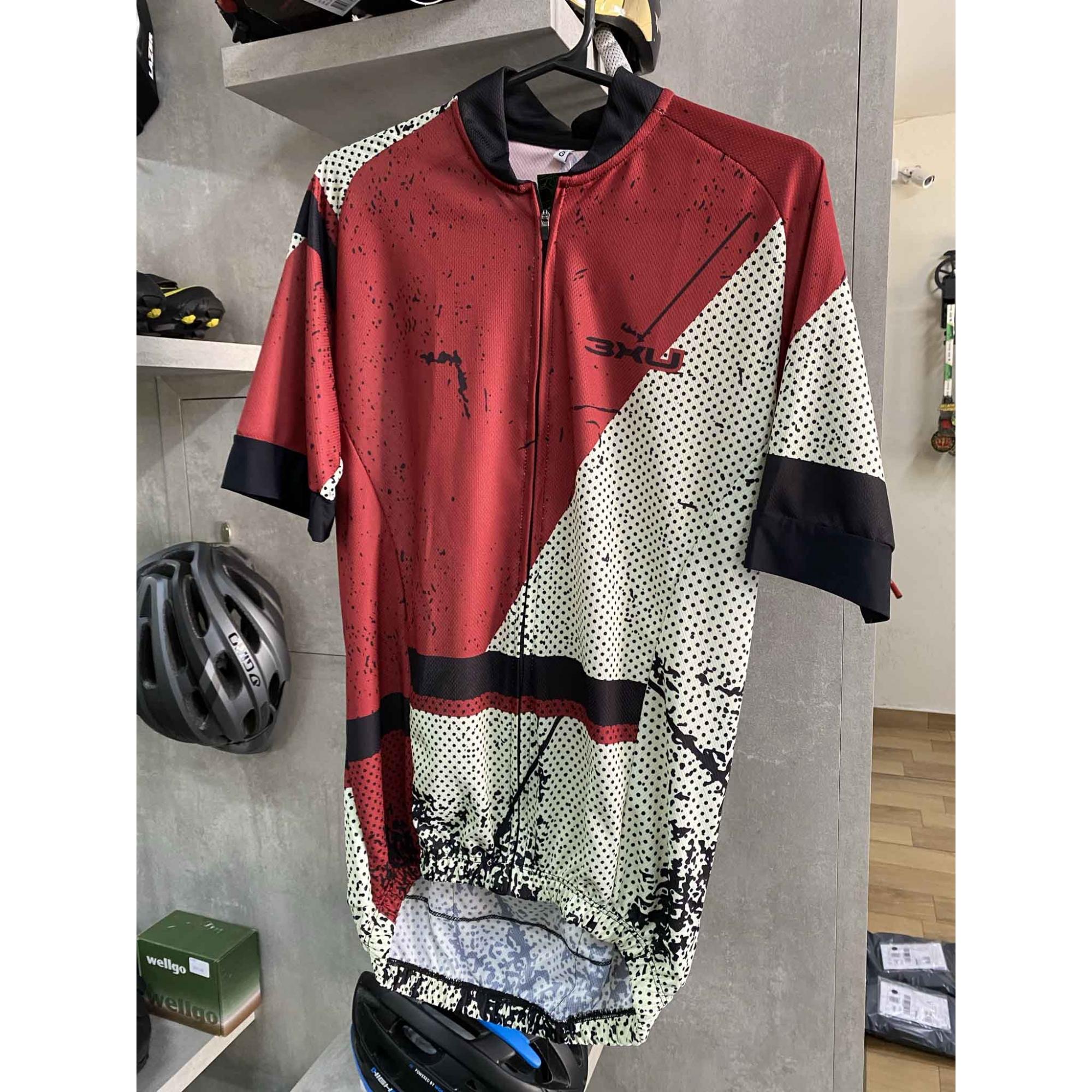 Camisa Masculina Ciclismo Toro - Refactor