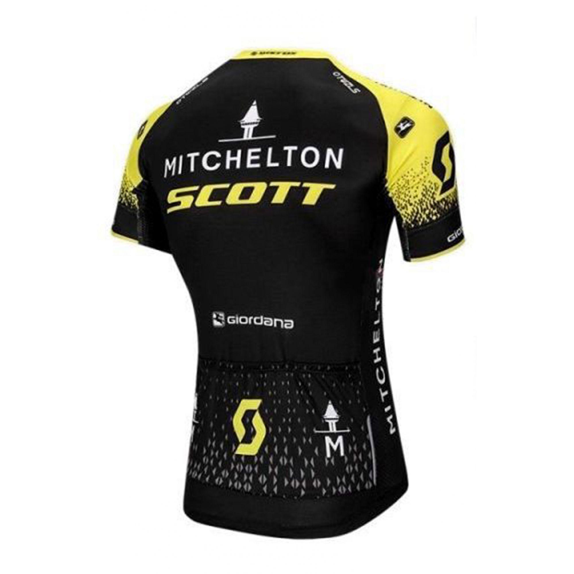 Camisa Scott Mitchelton Proteção UV - Refactor