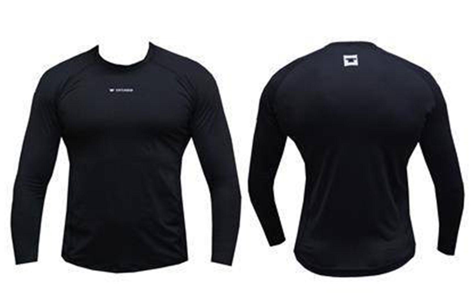 Camisa Segunda Pele Manga Longa com Proteção UV - Ciclopp