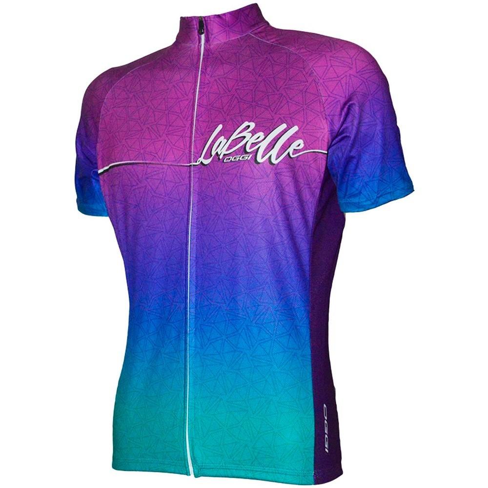 Camiseta Ciclismo Feminina Oggi La Belle