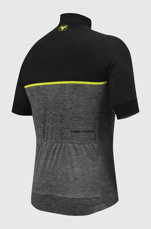 Camiseta Ciclismo Masculina First Mescla - Free Force