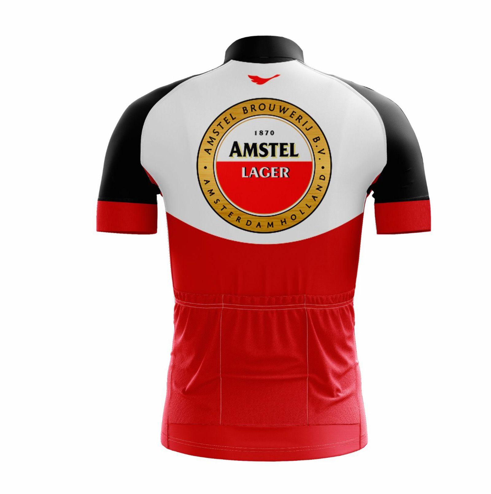 Camiseta Ciclista Masculina Amstel com Proteção UV - Scape