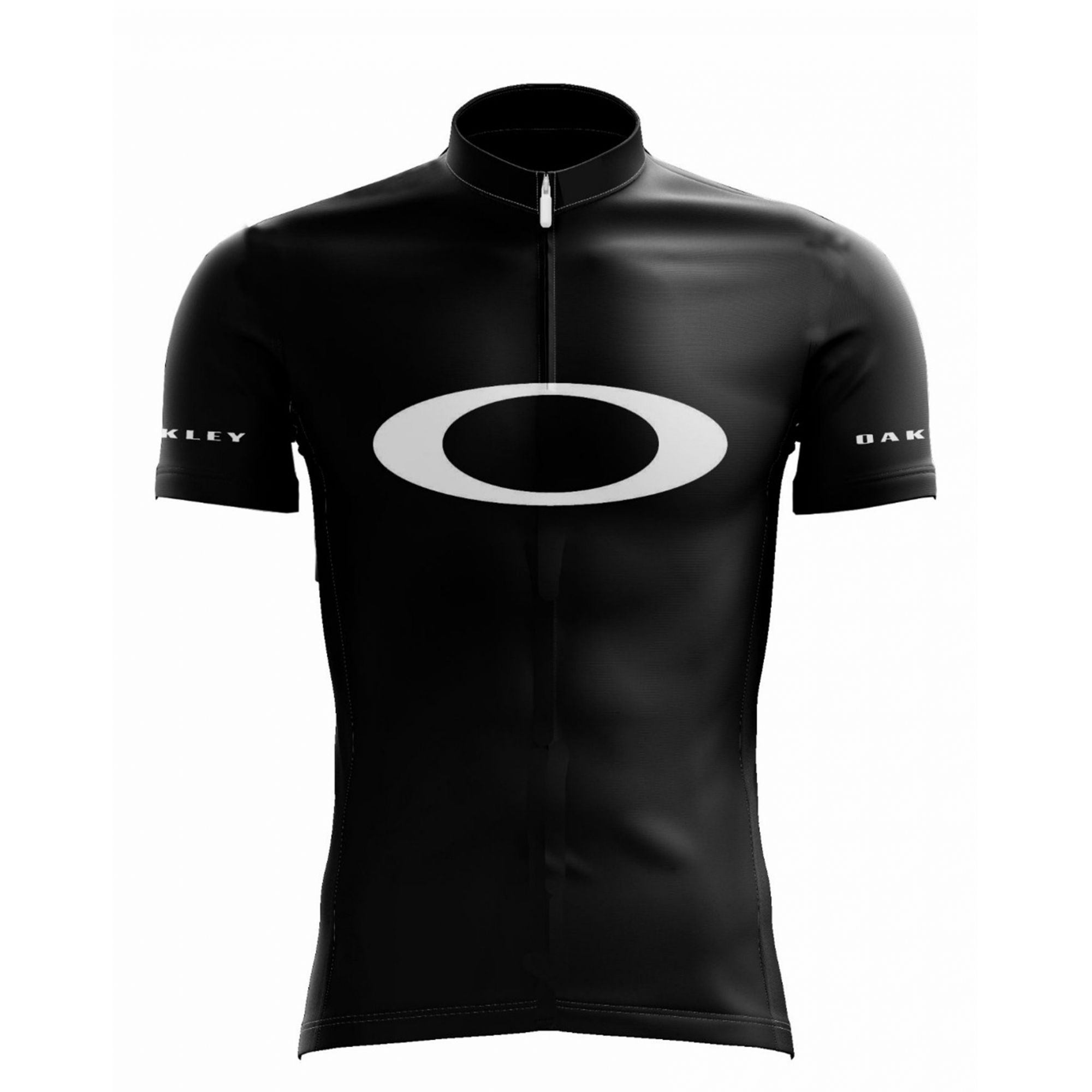 Camiseta Ciclista Masculina Oakley com Proteção UV - Scape