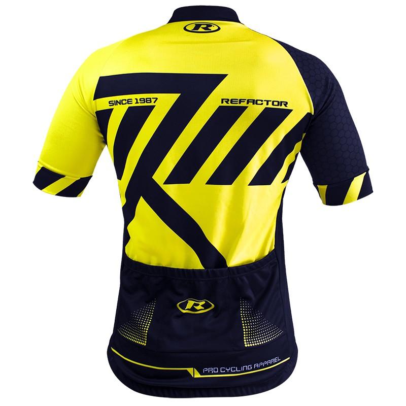 Camiseta Ciclista Shield Com Refletivo, Prot Uv50