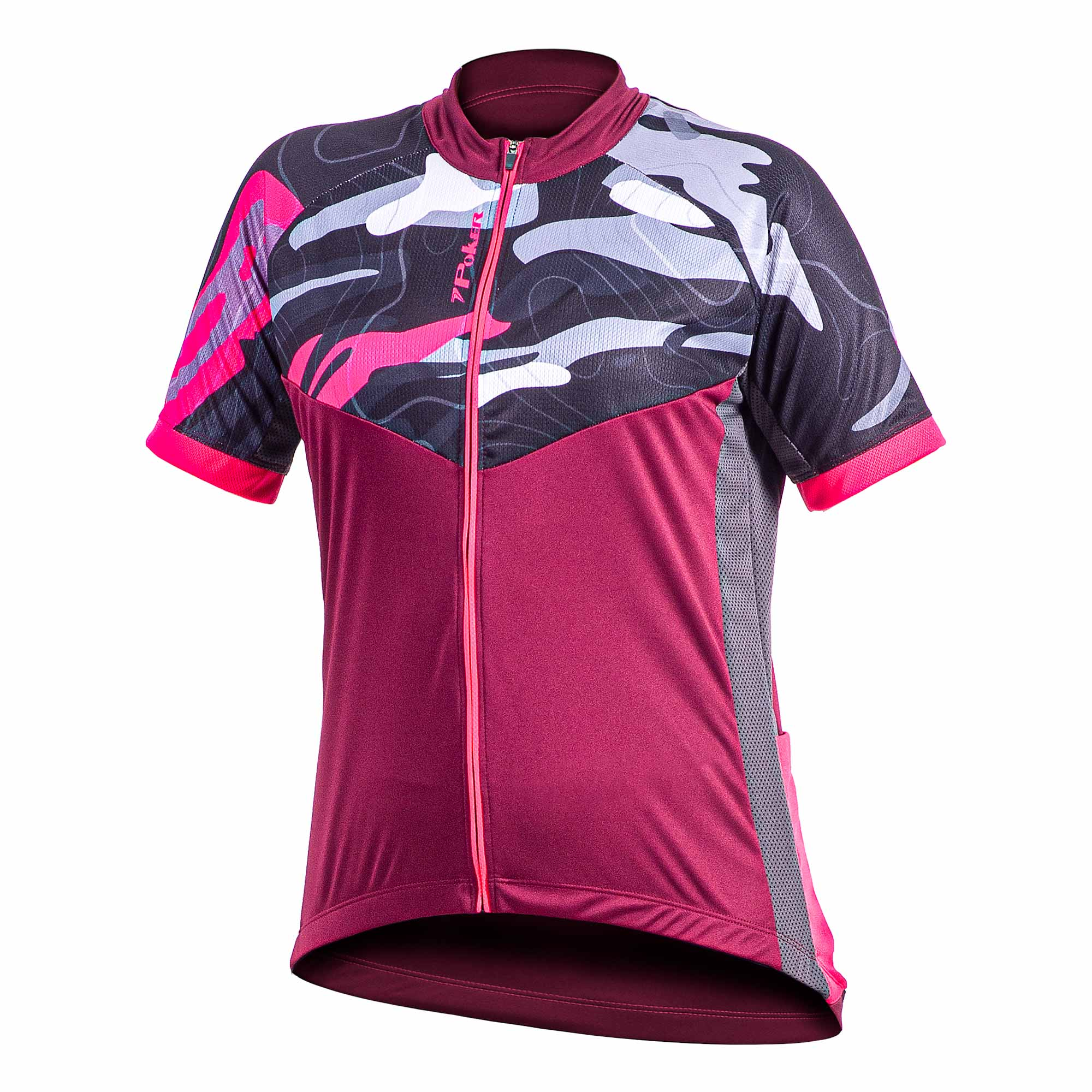 Camiseta Feminina Ciclismo Way - Poker