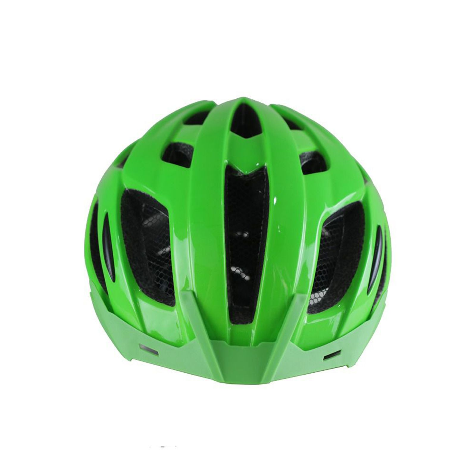 Capacete Ciclismo Fluig Diversas Cores c/ Sinalizador Led - First