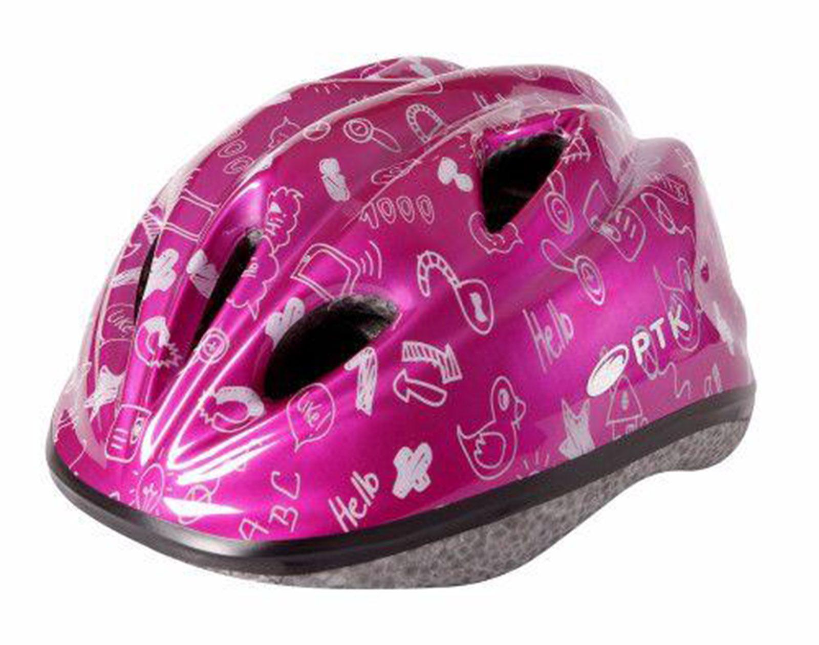Capacete Ciclismo Infantil Kids PTK