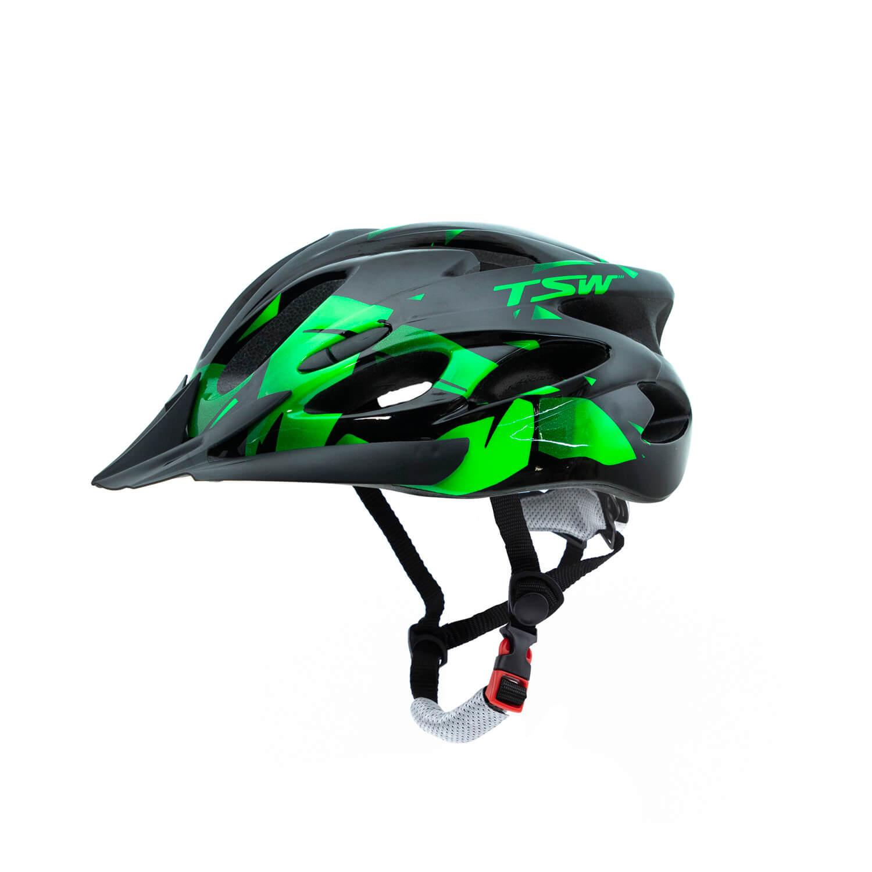 Capacete Ciclismo Raptor II Diversas Cores - TSW