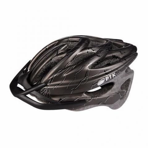 Capacete Ciclista Runner c/ Regulagem Diversas Cores - PTK