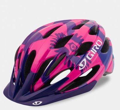 Capacete Feminino Ciclista Raze - Giro