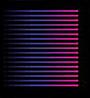 Preto/Pink/Azul