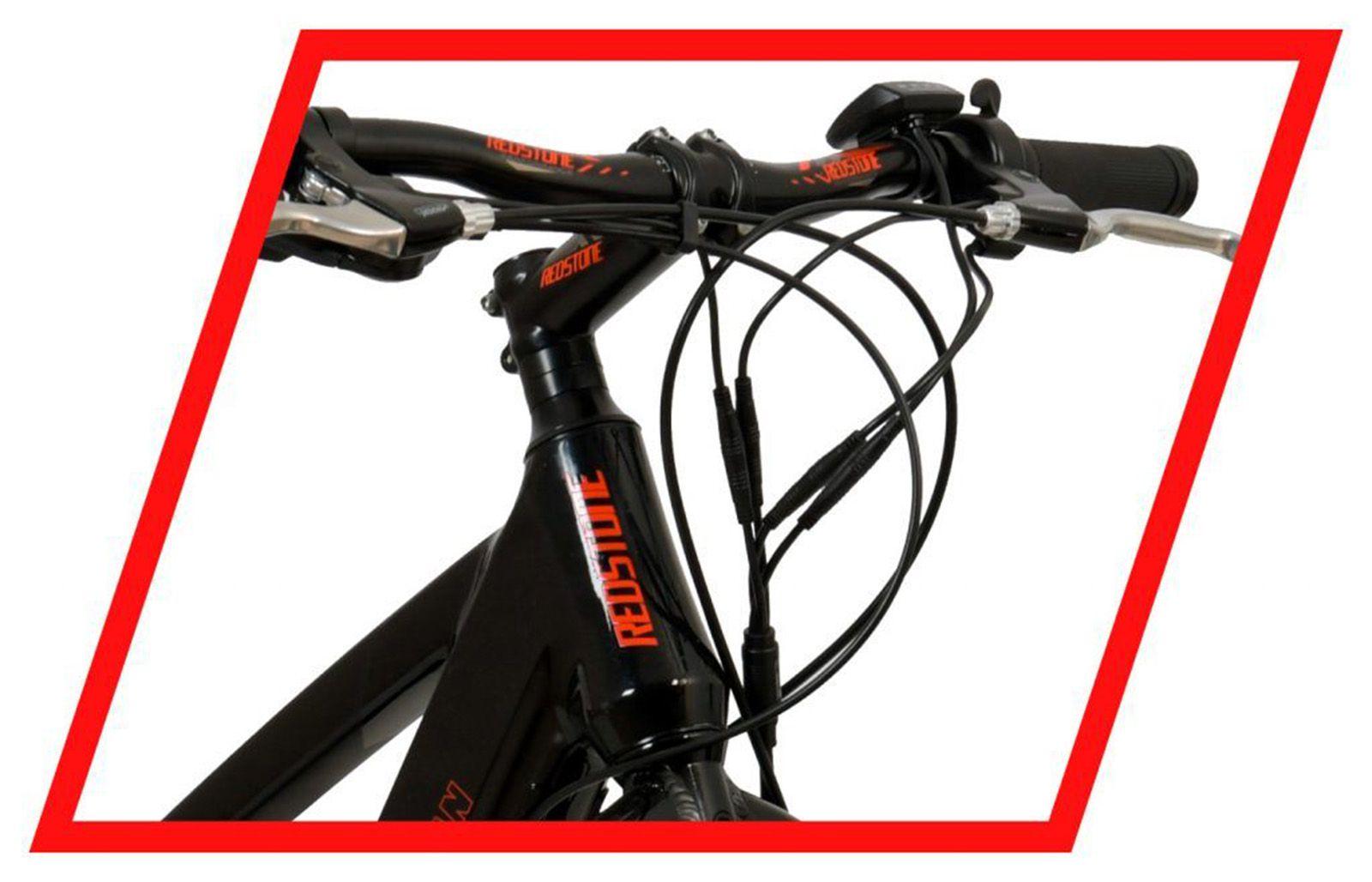 E-Bike FatMan com motor BAFANG 48V, 14AH - Redstone