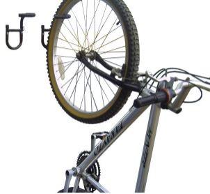 Gancho Vertical de Parede para 01 Bike