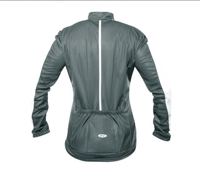 Jaqueta Ciclismo Masculina Cinza 4.2 - Refactor