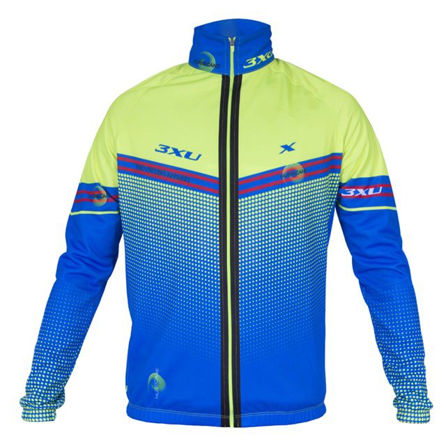 Jaqueta Ciclismo Masculina Hurricane - Refactor