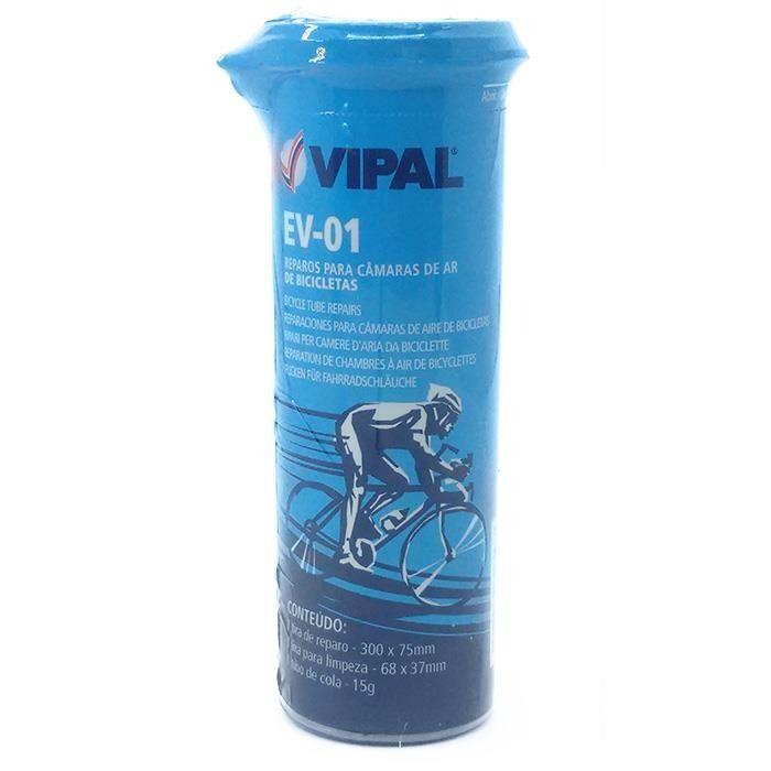 Kit Reparos Para Câmara de Ar EV-01 - Vipal