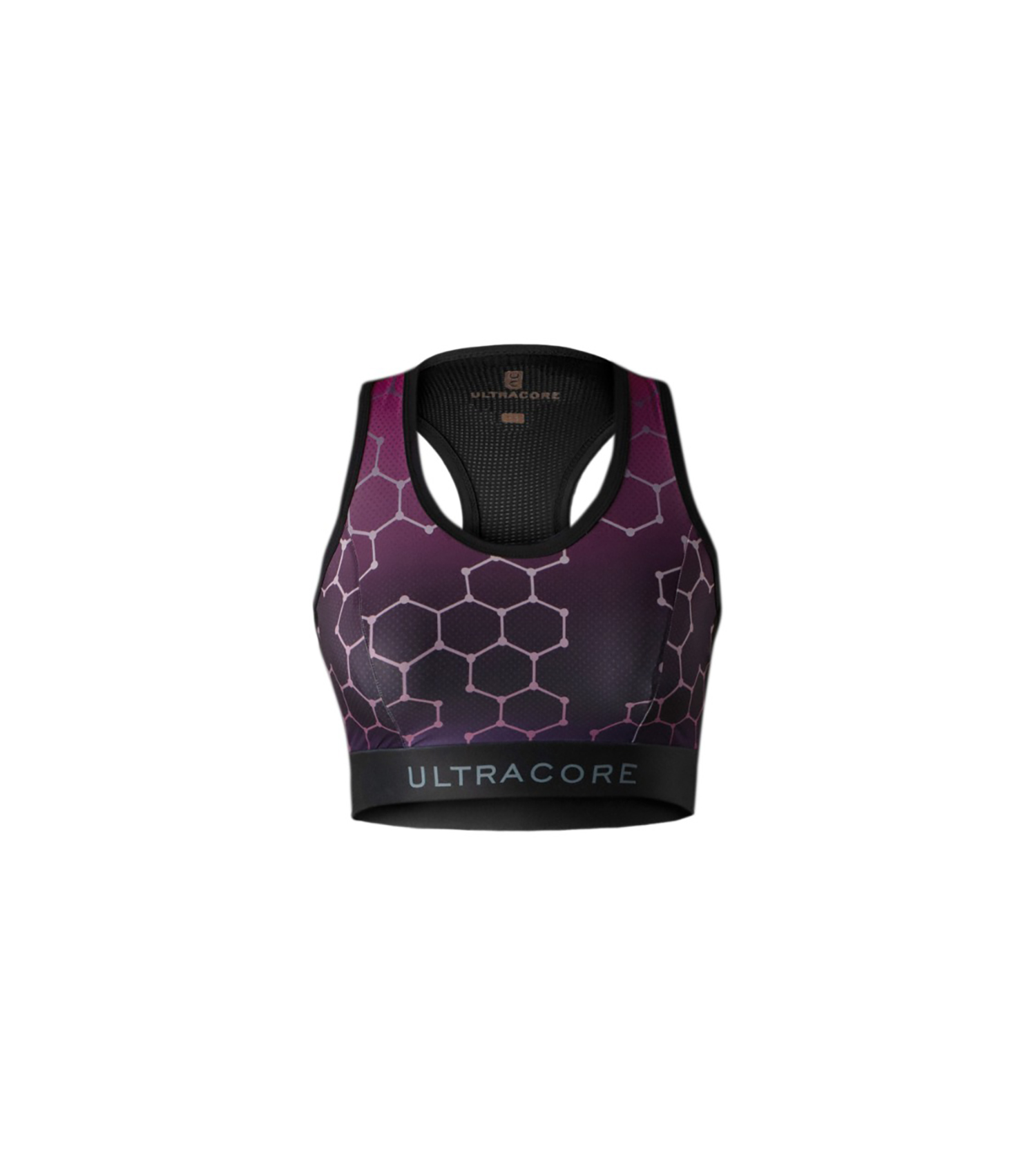 Macaquinho Ciclismo + Top Cyber Pink - Ultracore