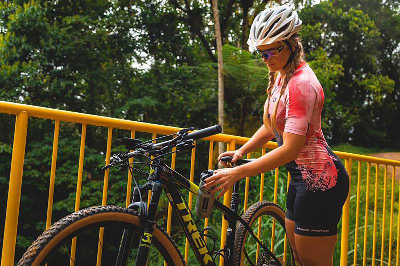 Macaquinho Feminino Ciclismo Desert  - FREE FORCE