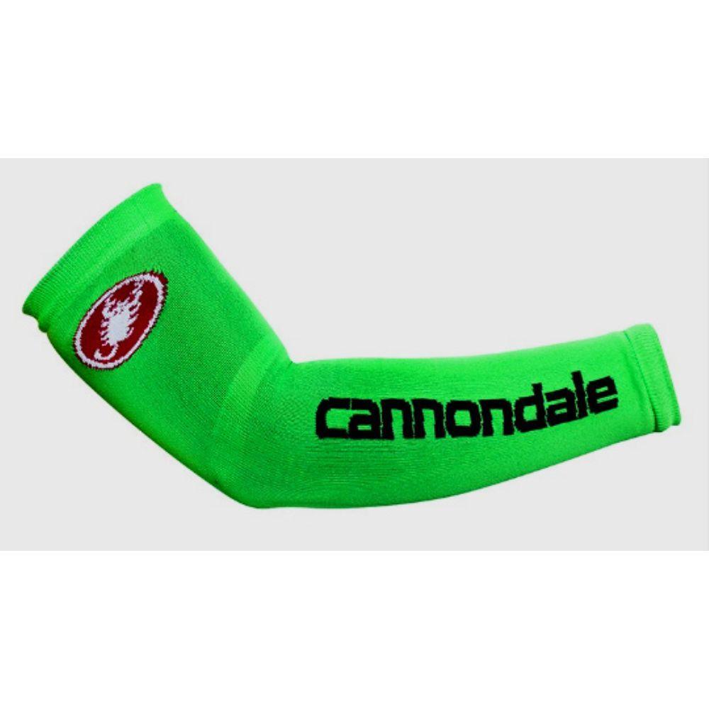 Manguito de inverno World Tour equipe Cannondale