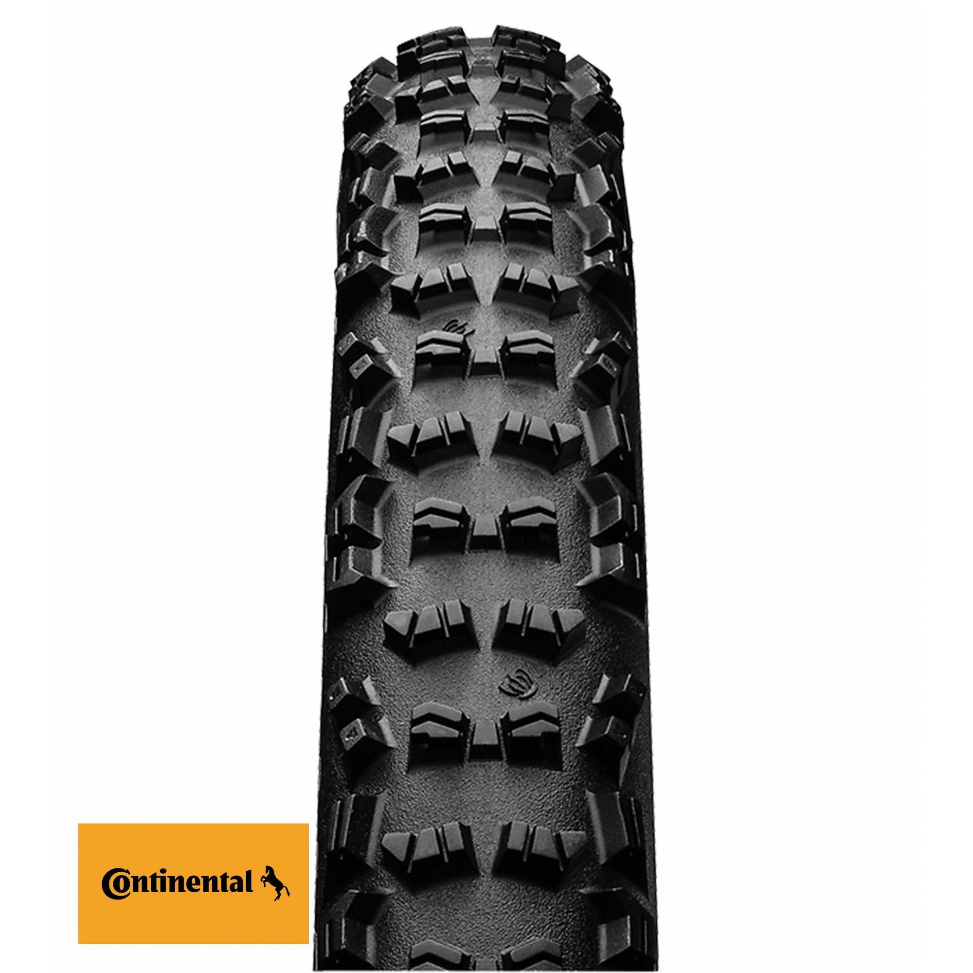 Pneu 29x2.4 Trail King Preto Dobrável Tubeless - Continental