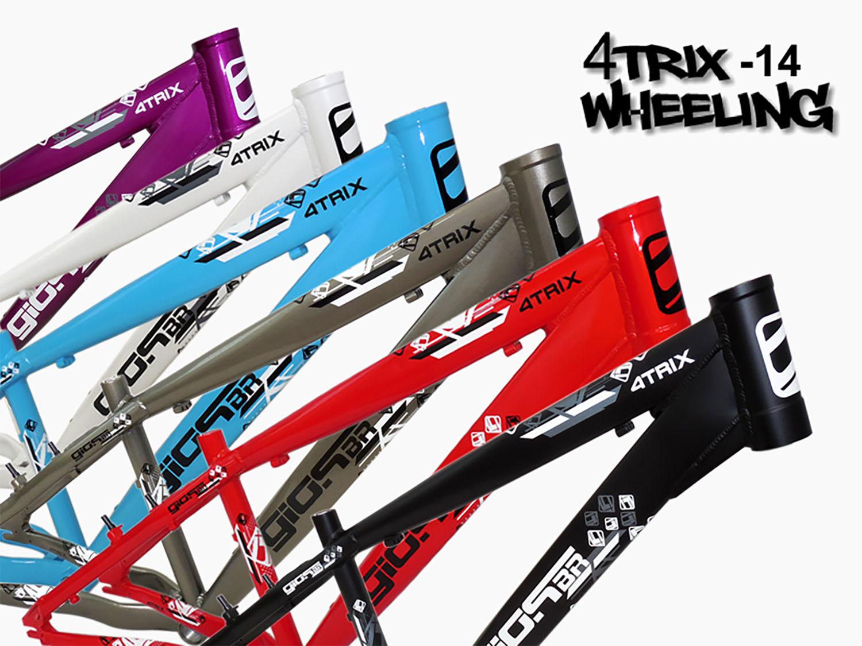 Quadro Aluminio 26 4Trix - GIOS