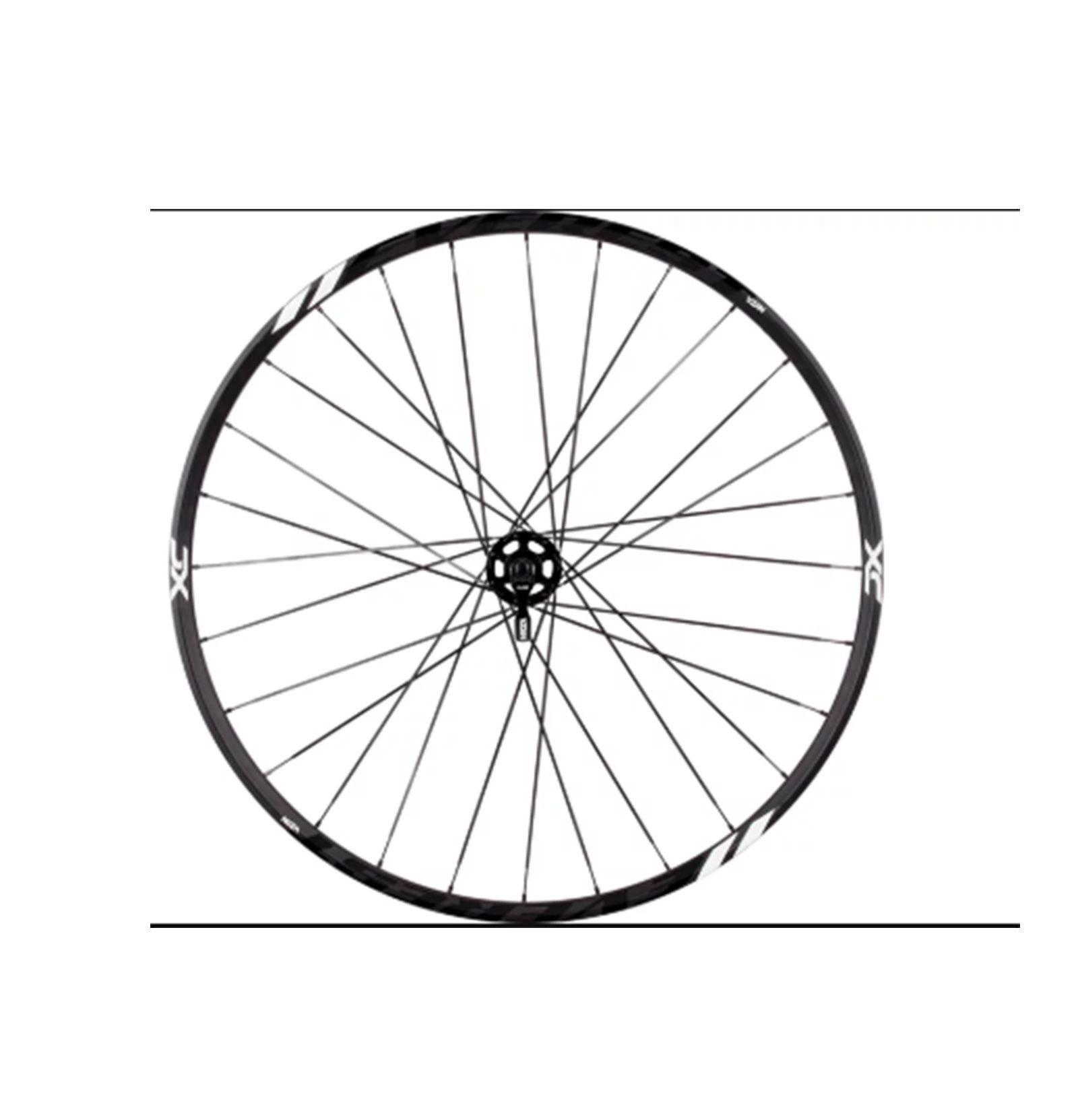 Roda Everest XC 29 Preto Compatível Shimano - VZAN