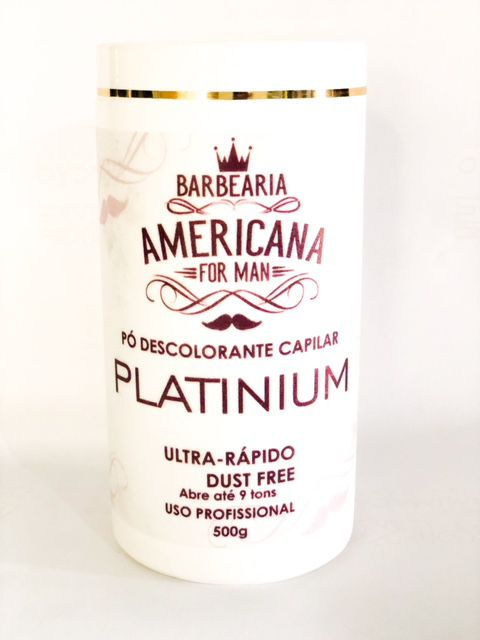 Descolorante Platinium 500gr