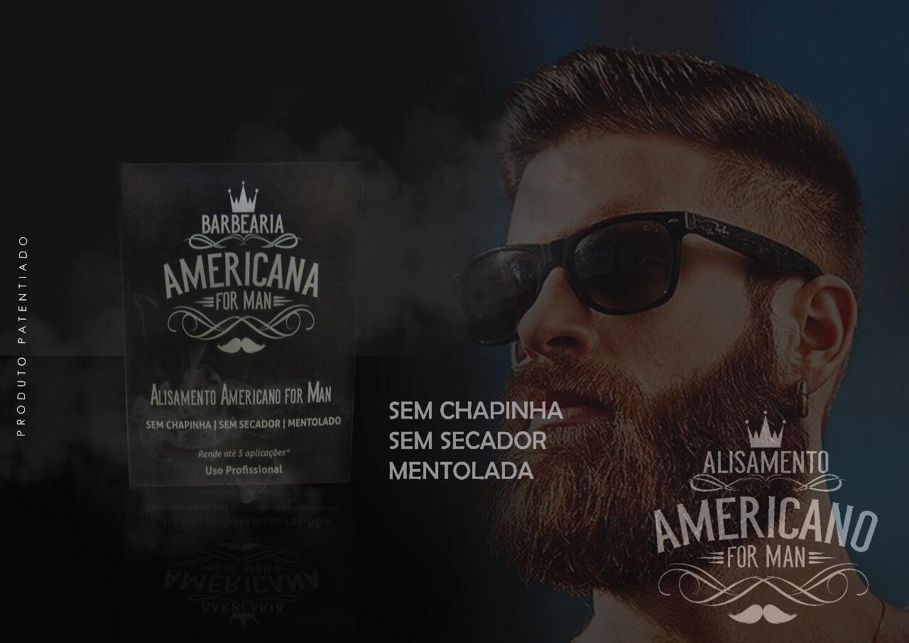 Kit Alisamento Americano for Man