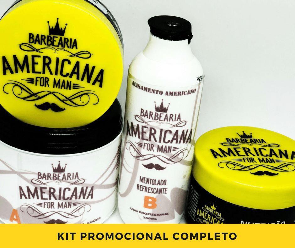 BLACK FRIDAY Kit Alisamento Profissional Completo