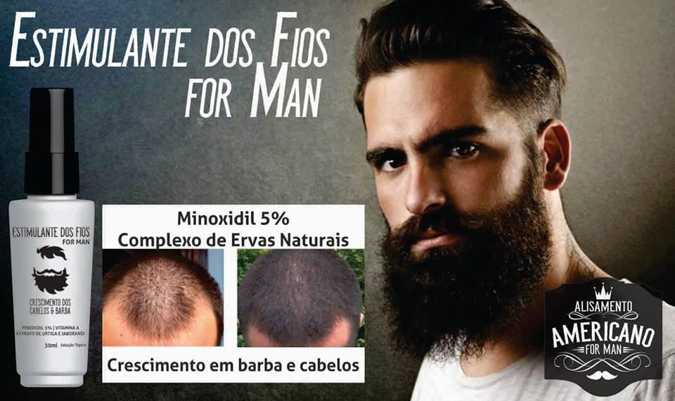 kit 5 unidades crescimento dos fios frete grátis barbearia