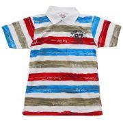 Camisa Polo Brandili Infantil New York 97  / Tamanho 14