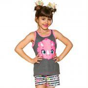 Pijama Regata Nadador e shorts Puket Eco Dina