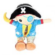 Pirata Zip Toys com Atividade