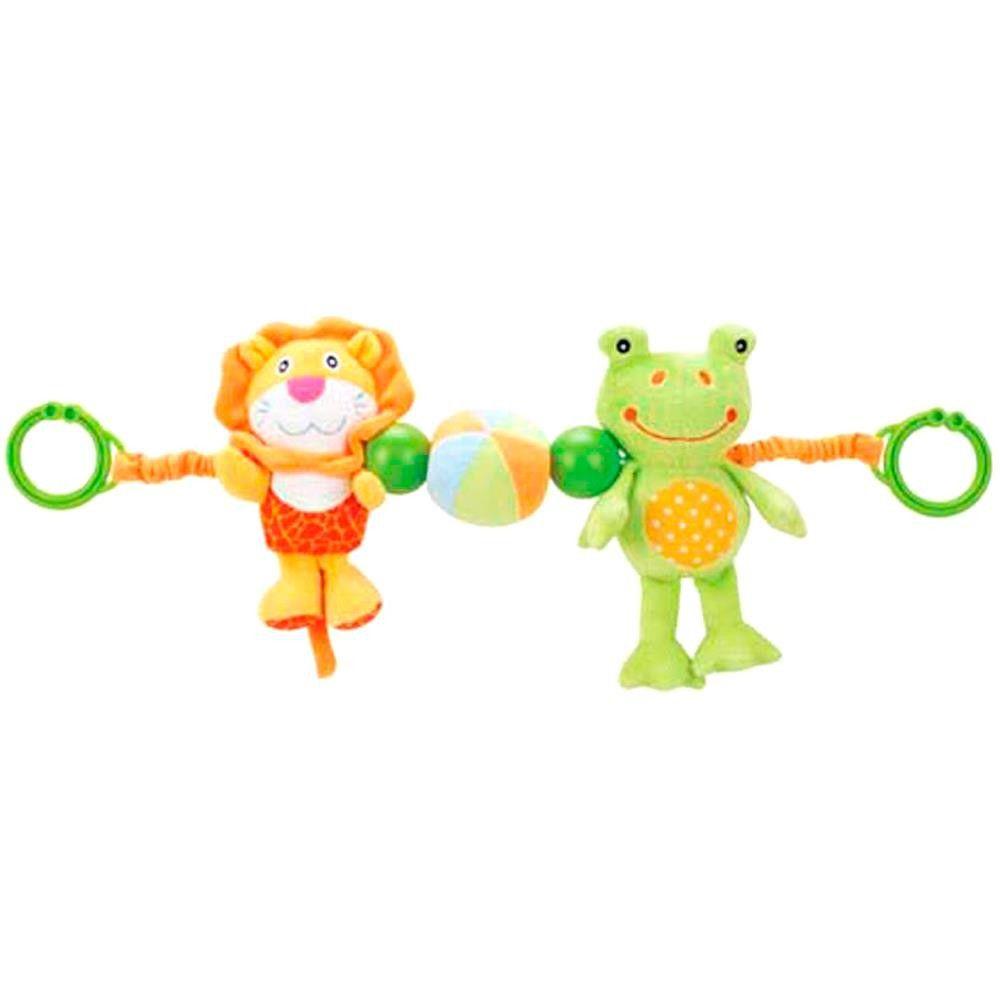 Atividade para carrinho Buba Toys Leãozinho