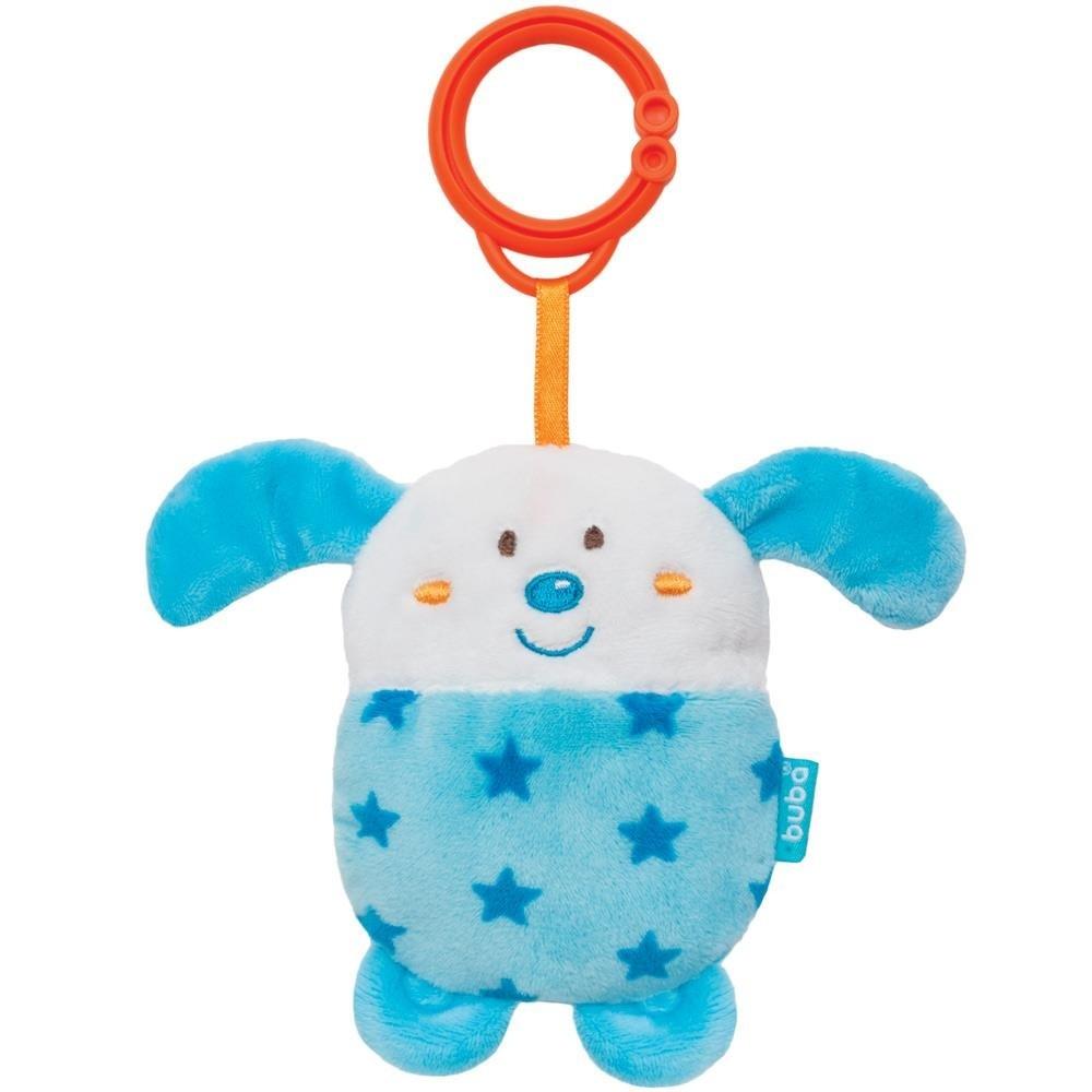 Cachorrinho Atividades Star Buba Toys  Azul