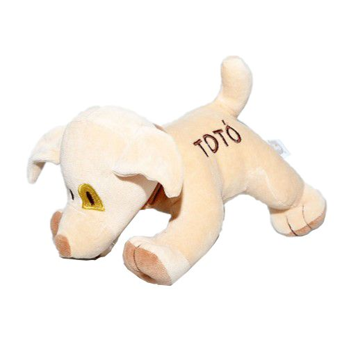 Cachorrinho Totó Zip Toys