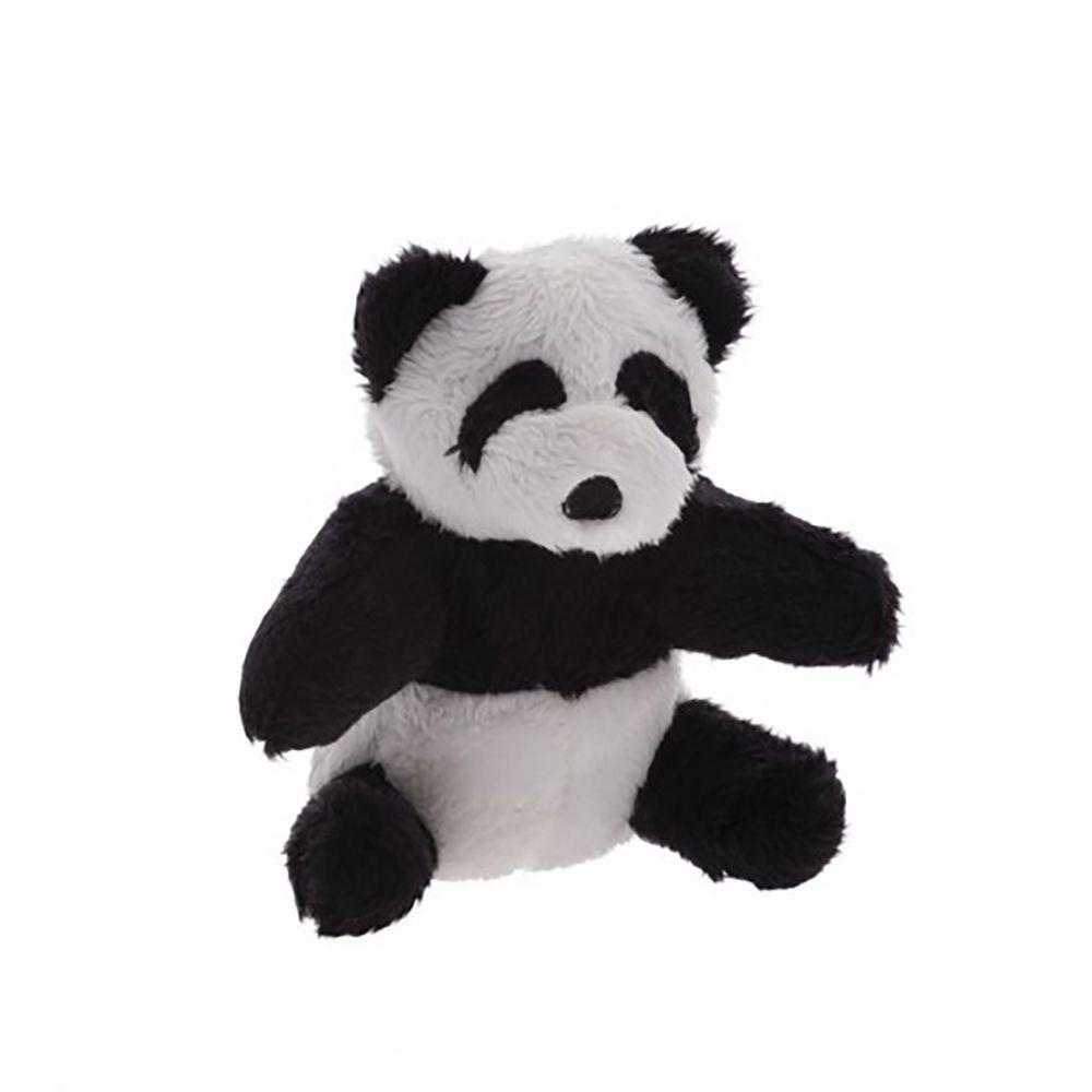 Chocalho Sensorial Mini Panda Zip Toys  Bichos da Floresta