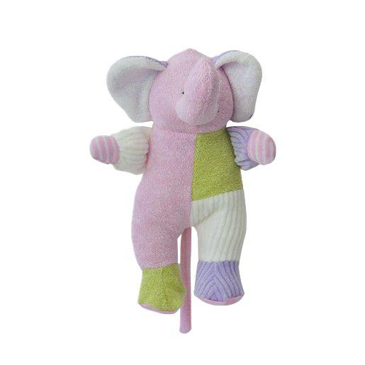 Chocalho Sensorial Zip Toys Elefante