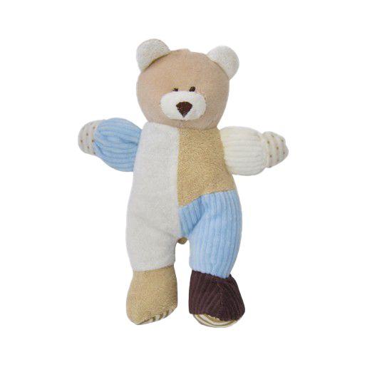 Chocalho Sensorial Zip Toys  Urso