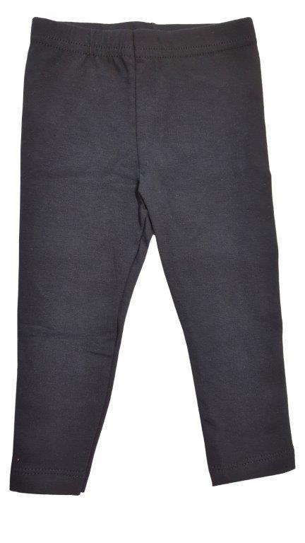 Conjunto  blusa de moletom s/ felpa e Legging Cotton TMX Menina Rosa - Tamanho 1