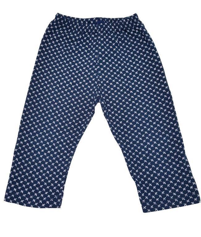 Kit calça Coquelicot 3 peças sem pé Ursinho