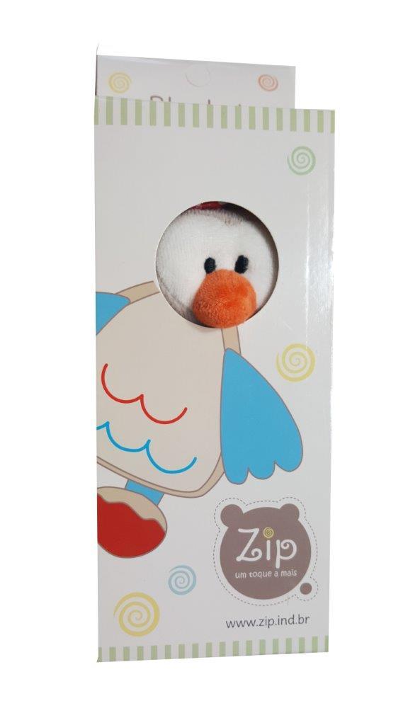Naninha Atoalhada Zip Toys Matilda