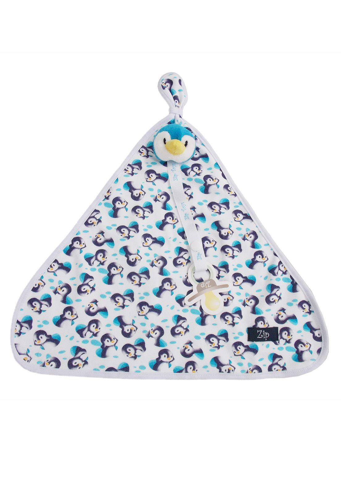 Naninha  Zip Toys Pinguim
