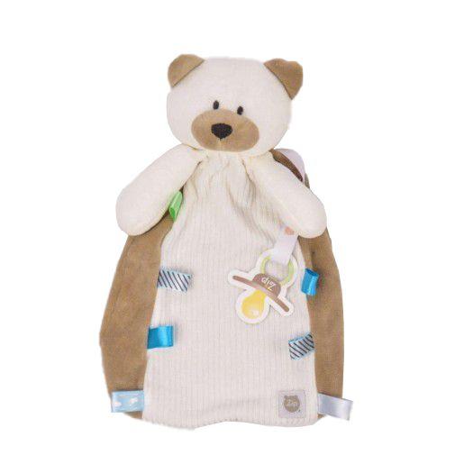 Naninha Tags Zip Toys  Urso