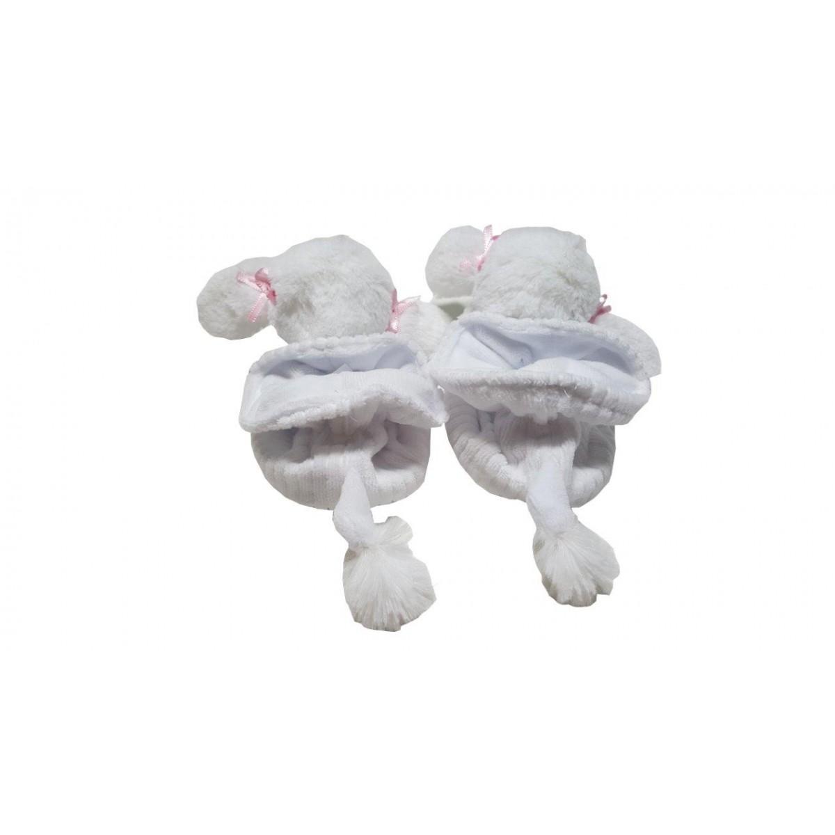 Pantufa Cotelê Zip Toys Lili / Tamanho M
