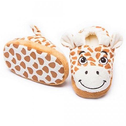 Pantufa Sonho de Luz Girafa