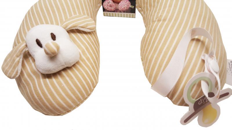 Protetor de pescoço Zip Toys Listrado Baby