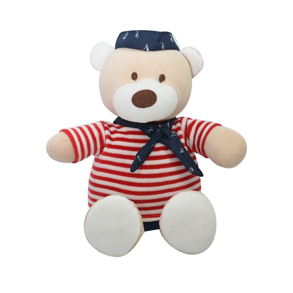 Urso Marinheiro Zip Toys