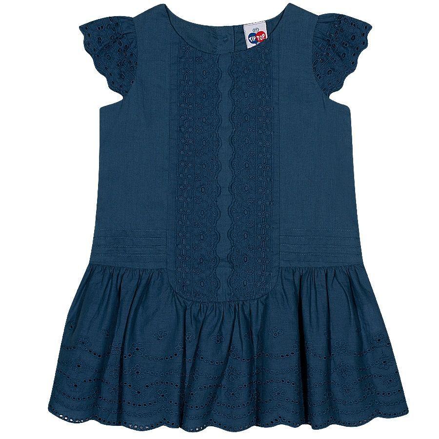 Vestido Tip Top Laise Azul
