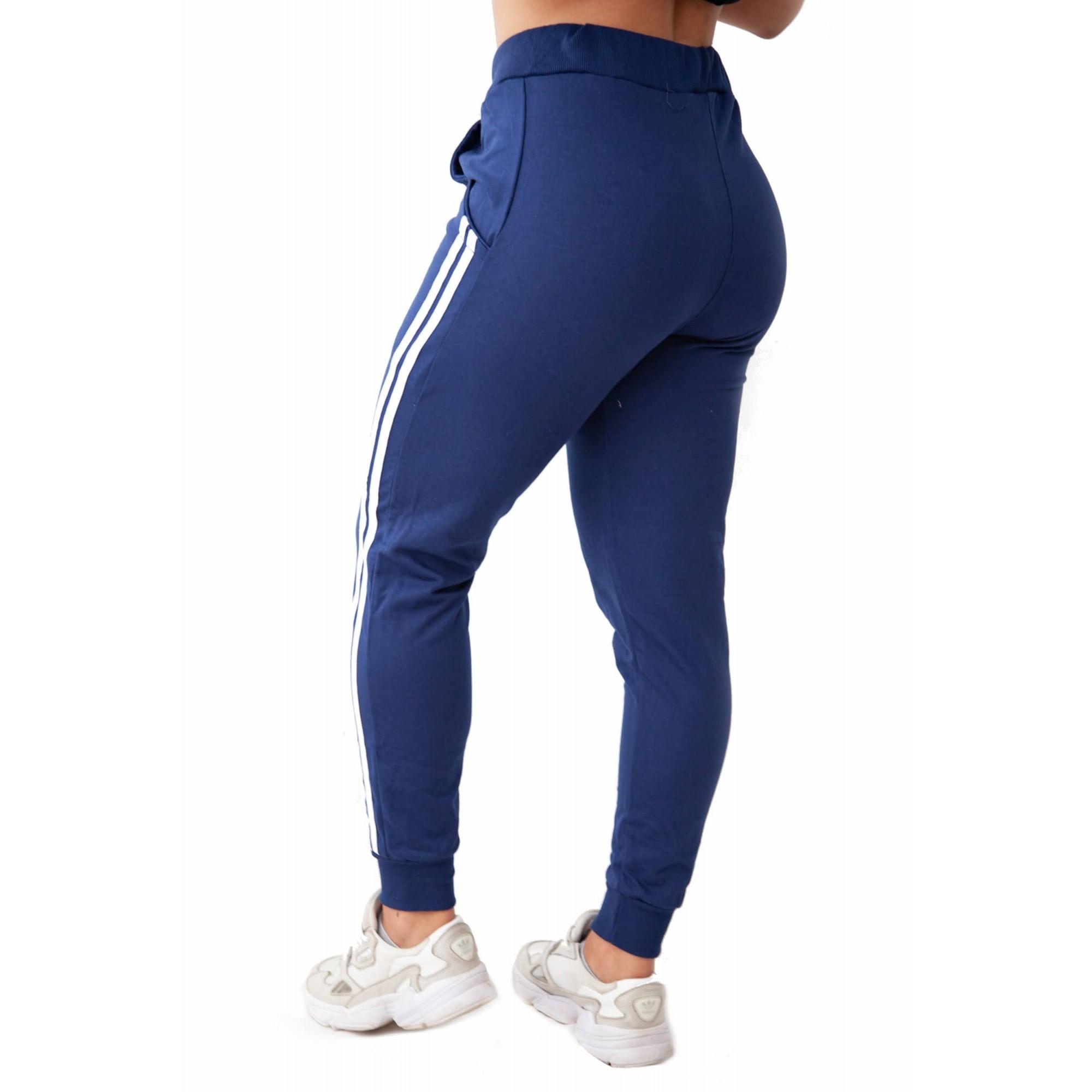 Calça Moletom Skinny Jogger Moletinho Academia - (Modelo 18)